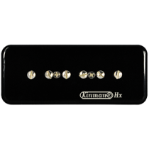 P-90 Hx Clean Bridge  -Black
