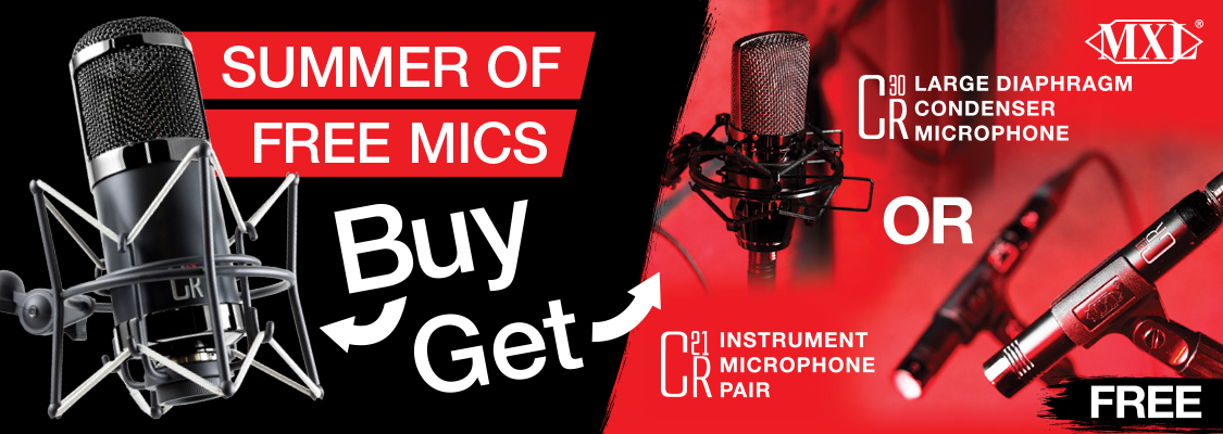 Summer of Free Mics!